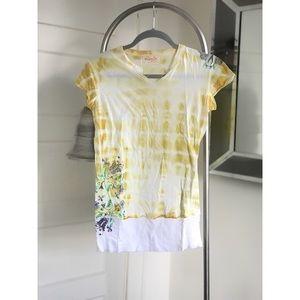 Gypsy 05 yellow T-shirt Medium